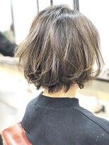 エトネ ヘアーサロン 仙台駅前(eTONe hair salon)【40代にオススメ】動きやすいボブ
