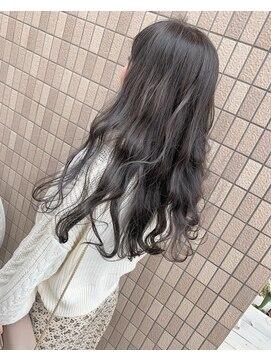 ヘアアンドメイクグラチア(HAIR and MAKE GRATIAE)透けベージュ