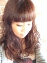 ヘアーブランド ゴップリン(hair brand GOPLIN)ナチュラルウエーブ