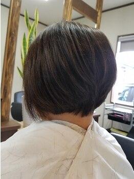 ヘアーストーリー リング(Hair story Ring)の写真/主婦の方や大人女性からの人気を集める!!ベテランの技術だからこそ叶う再現性の高さが自慢☆