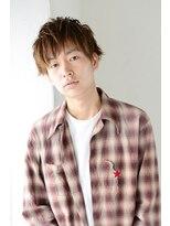 アース 八王子店(HAIR&MAKE EARTH)抜け感ネープレスショート