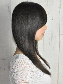 ガネーシャ(ganesya)の写真/髪質や状態、ライフスタイルに合わせて<ganesya>のこだわりトリートメントで理想の美髪を叶えます☆