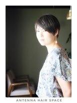 【ANTENNA 】シンプルショート