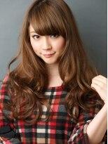ノブ ヘアデザイン 戸塚店(NOB hairdesign)くるっとパーマ・フェミニンロング