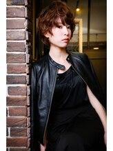 エイト(salon 8)☆8大人柔らかショート☆