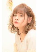 ベルフェミンクレイル(Belle femin CLAIRE)エアリーBOB★masami style