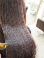 リリーズ ヘア(Lily's Hair)艶髪♪モノトーンモーヴ