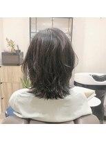 アルマヘアー(Alma hair by murasaki)ちょいウルフレイヤー