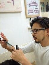 アンシー ヘア デザイン(an-cie hair design+)藤田 啓太郎