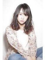 モード ケイズ 塚本店(MODE K's)ニュアンスパーマ細い髪の人髪の多い人も、ノンストレスな髪型