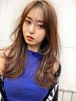リコ(riko)ラフ巻き◎カジュアルレイヤー【荒木洋文】