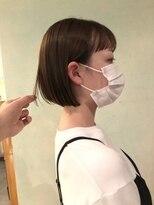 デコ(DECO)【アキヤマ】20代30代にオススメ!扱いやすいミニボブ!
