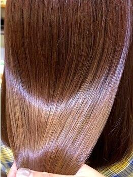 ルミエールヘアー(Lumiere Hair)の写真/【コロナ対策実施店】最新の毛髪科学で髪を傷ませず、素材から美しく上質なスタイルに★