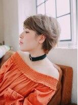 秋外国人風イルミナブルージュバイオレットby premier models☆