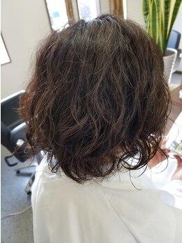 ヘアーストーリー リング(Hair story Ring)の写真/リタッチカラーだけでも歓迎☆気になり始めたファーストグレイ、カラーを繰り返す30代からの大人女性に♪