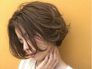 プログレス 田無店(PROGRESS)の写真/「ただ可愛いだけじゃない」…実力派Stylist達が創る、骨格/髪質/雰囲気を見極めた360°綺麗なシルエット◎