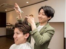ブリランチン シンサカエ(Brilliantine Shinsakae)の雰囲気(メンズヘアに特化した高い技術&知識で楽しめるスタイルをご提案!)