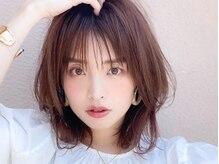 アグ ヘアー ルフレ 栗東店(Agu hair reflet)の雰囲気(可愛いスタイルの宝庫。卓越した技術×センスで最旬ヘアに変身★)