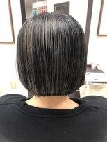 コレットヘア(Colette hair)白髪をカバーするハイライト