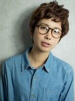 ベック ヘアサロン(BEKKU hair salon)コロンとしたフォルムのカールで外国人風キュートスタイル☆