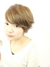 ヘアーメイク ライズ 西田辺店(Hair make rise;)マニッシュショート