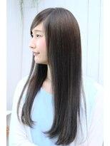 カロン(CA-LON)【艶髪】上質ワンカールストレートスタイル
