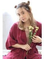 ヘアリゾート バレンタイン(hair+resort valentine)☆ハロウィンヘアアレンジ☆パーティ セット【valentine星田】