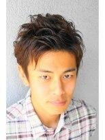 ジュノ(Jeuno)アップバングショート