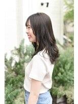 リル ヘアーアンドスマイル(LiL HAIR&SMILE)2020 SS LiL hair by葭本1