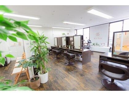 美容室 リズヘアー 稲毛店(Riz hair)の写真