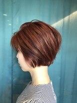ビスヘアアンドメイク(BIS hair&make)ハイグラデーションボブ
