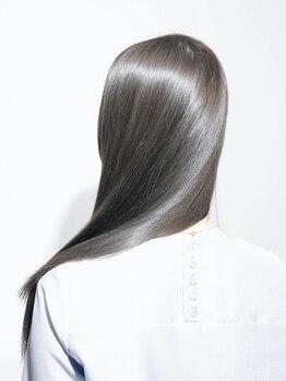 ヘア ルフ(Hair ru fu)の写真/【みよし市】<TOKIOトリートメント取扱店>髪質の変化に感動!最高級のヘアケアで髪を内側から美しく保つ♪