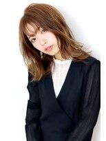 ラフィス ヘアーピュール 梅田茶屋町店(La fith hair pur)【La fith】 無造作カールミディ