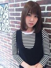 ヘアーデザイン シュシュ(hair design Chou Chou by Yone)☆Chouchou☆ナチュラル王道のワンカールボブディ♪