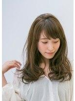 髪質改善ヘアエステ ブリスク(Brisk)やっぱり人気の柔らかスタイル☆ポイントは前髪とカラー!