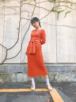スタッフファッション
