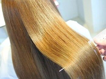 ヘアアンドビューティー ストーリア(hair&beauty STORIA)の写真/導入致しました今話題の『サイエンスアクア』と炭酸美容でさらに潤いとツヤが手に入ります!