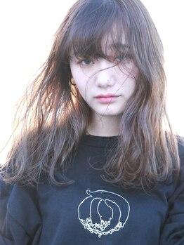 ルチア ヘア カバナ(Lucia hair cabana)の写真/[元町駅・BALスグ]カット+カラー¥3500★生え際・分け目など目立つ白髪。プロの技術で高発色&お手頃価格♪