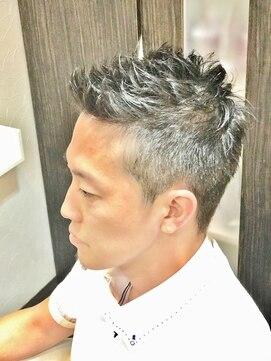 オムヘアーツー (HOMME HAIR 2)脱2ブロ・ビジネス・束感・クールビズ・Hommehair2nd櫻井