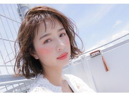 アナザヘアー なんば 高島屋前店(ANAZA hair)の写真