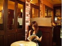 ルーネラパン(LUNELAPIN)の雰囲気(施術前後の待合&カフェのみの利用もしていただけます。)