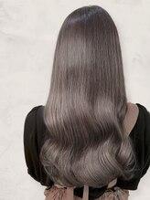 スロウ(slow)インスタ人気◎髪質改善うるツヤ美髪×透明感カラー♪