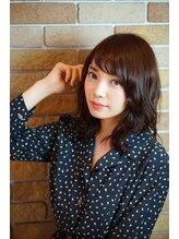 ピースヘアー(PEACE HAIR)艶髪×艶カラー