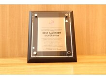 アロマ ヘアー ルーム 渋谷店(AROMA hair room)の雰囲気(全国TOPの集客!HOT PEPPER Beauty AWARD受賞サロン!!)