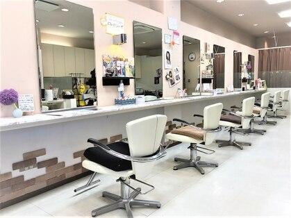 モナミ美容室の写真