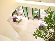 サロン ド ミュゲの雰囲気(洗練された上質空間で、お客様一人一人としっかり向き合います。)