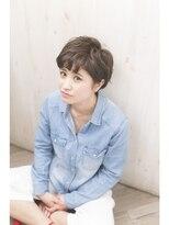 ヘアリゾート リアン(hair resort Lien)マニッシュショート ☆Lien☆奥野