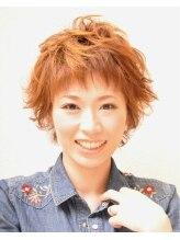 アゲハ プラス ヘア(ageha + hair)■ベリーショート♪■