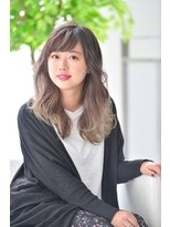 イメージア 宮前平店(IMAGE A)グラデーション × バレイヤージュ