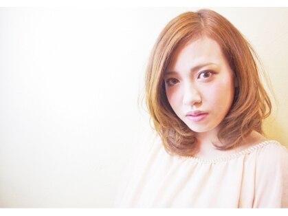 ヘア ズーム(hair zoom)の写真